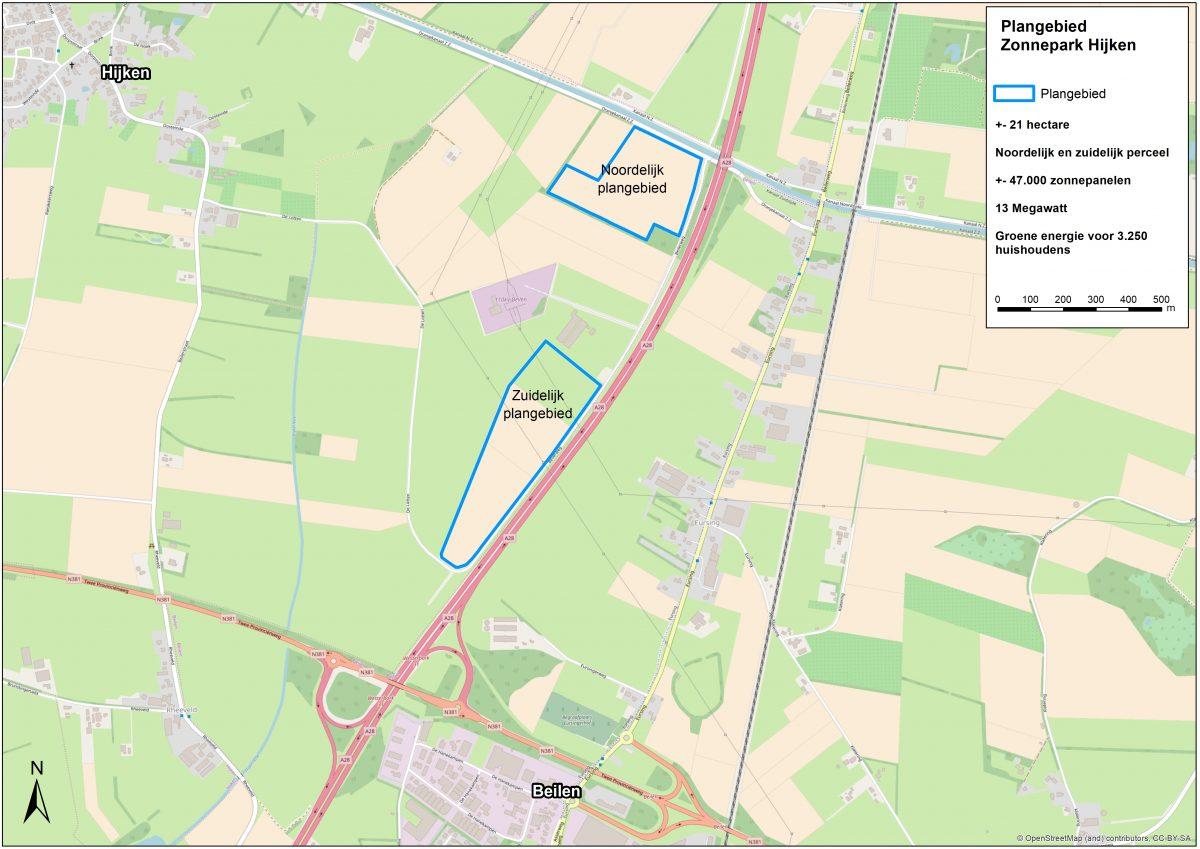Energie Coöperatie Hooghalen en Solarcentury organiseren informatieavond zonnepark Hijken